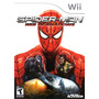 Spiderman Web Of Shadows El Hombre Araña Original Wii Mini Ü