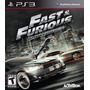 Fast And Furious Showdown Ps3 Rapido Y Furioso Nuevo Sellado