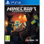 Minecraft Play 4 Nuevo Original Sellado Fisico