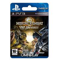 Mortal Kombat Vs Dc Universe Ps3- Digital-omniplaystore
