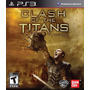 Clash Of The Titans Ps3 Furia De Titanes Original Nuevo
