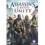 Assassins Creed Unity Pc Digital