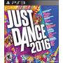 Just Dance 2016 Ps3 Move Digital - Gorosoft-