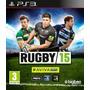 Rugby 15 * Ps3 * Digital / Graffiti Games