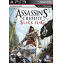 Assassins Creed Iv Black Flag Ps3 Entrega Ya!! Full Games
