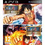 One Piece Pirate Warriors 1 Y 2 Ps3