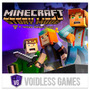 Minecraft Story Mode Pc Steam 100% Original