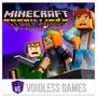 Minecraft Story Mode Pc Steam 100% Original