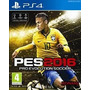 Pro Evolution Soccer 2016 Ps4 Nuevo Sellado Fisico