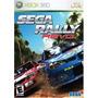 Juego Sega Rally Revo Xbox 360 Ntsc/j