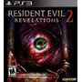 Resident Evil Revelation 2 Deluxe! - Ps3 - Tochi Gaming