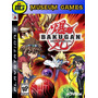Bakugan Battle Brawlers Playstation 3 Ps3 Local !!!