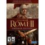 Total War Rome 2 Ii Emperor Edition Juego Pc Steam Original