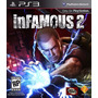 Ps3 Infamous 2 Impecable Local Banfield Electroalsina