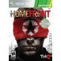 Homefront Juego Xbox 360 Original Disco Sellado
