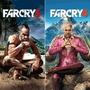 Far Cry 3+ Far Cry 4 Ps3 Entrega Inmediata Oferta!!