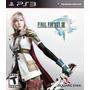 Final Fantasy Xiii 13 Nuevo Ps3 Dakmor Canje/venta
