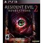 Resident Evil Revelations 2 Ps3 || Digitales Falkor || Stock