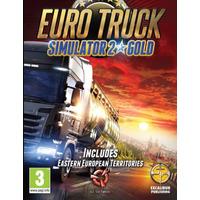 Euro Truck Simulator 2 Gold Edition Original Pc - Digital