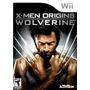 Juego Nintendo Wii X-men Origins Wolverine
