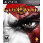 God Of War 3 Ps3 Físico Nuevo Fisico Sellado Original