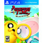 Adventure Time: Finn And Jake Investigatio Juego Ps4 Digital