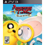 Adventure Time Finn And Jake Invesigations Nuevo Ps3 Dakmor