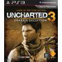 Uncharted 3 G. O. T. Y. Latino Digital | Mza Games | Ps3