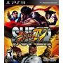 Super Street Fighter 4 . Ps3 Original Usado. Local Parana