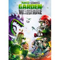 Plants Vs Zombies Garden Warfare Juego Original Origin Pc