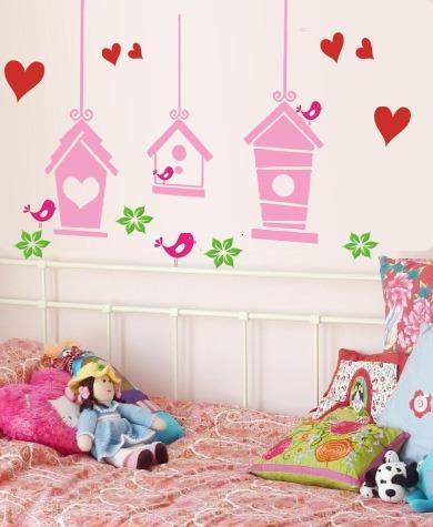 Vinilos infantiles seleprincess vinilos decorativos a for Vinilos cuartos infantiles