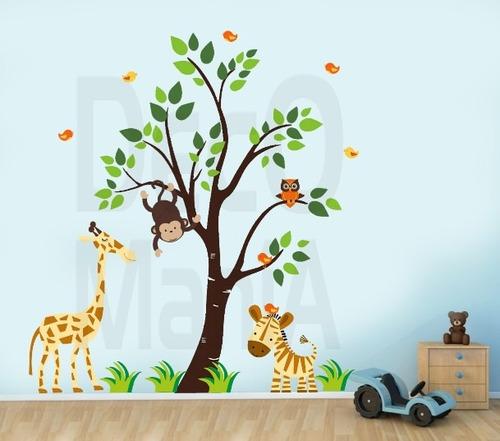 Vinilos decorativos arboles infantiles imagui for Vinilos decorativos infantiles para nina