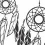 Vinilo Decorativo - Atrapa Sueños