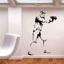 Chancho Chi - Star Wars - Clone Trooper - Tamaño 0.55x0.50mt