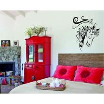 Vinilo Muran, Decoracion, Diseño Caballo 60x68cm Color