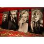 Cuadros Modernos Marilyn Monroe. Políptico. Decoración.
