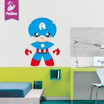 Vinilos Decorativos Infantiles. Superheroes