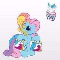 Vinilos Decorativos Infantiles Para Pared. Little Pony