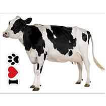 Vinilo Decorativo Adhesivo Paste. Coleccion Animal: Vaca