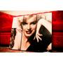Cuadros Modernos Marilyn Monroe. Triptico. Decoración.