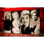Cuadros Modernos Marilyn Monroe. Diseño Y Decoración.