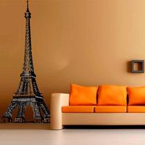Vinilo Pared Torre Eiffel Decoracion Wall Stickers