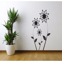 Decoración Floral, De Flores Y Arboles En Paredes Diseñadas