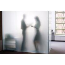 Vinilo Esmerilado Para Vidrios Y Ventanas Medidas1,20m X 1m