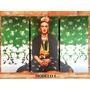 Cuadro Frida Kahlo Triptico Arte Decoracion