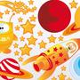 Vinilos Decorativos Para Pared Infantiles. Planetas
