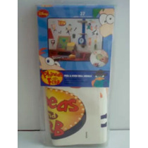 Phineas Y Ferb Calcomanías Para Pared