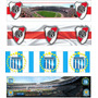 Vinilo Pared Guardas Equipos De Futbol Decoracion