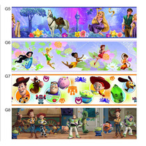 Guardas Autoadhesivas Infantiles Para Pared,stickers