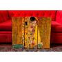 Cuadros Klimt - El Beso. Arte, Diseño Y Decoración.